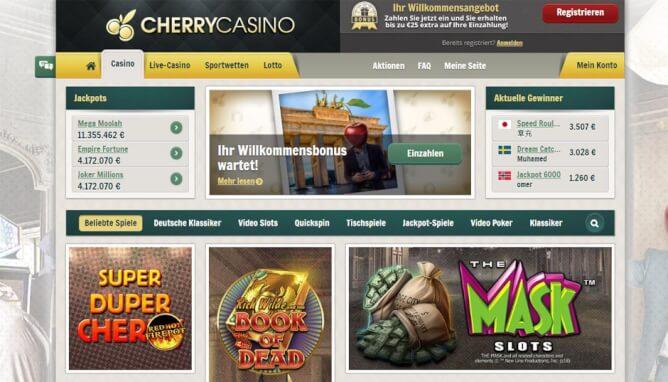 cherry casino testbericht