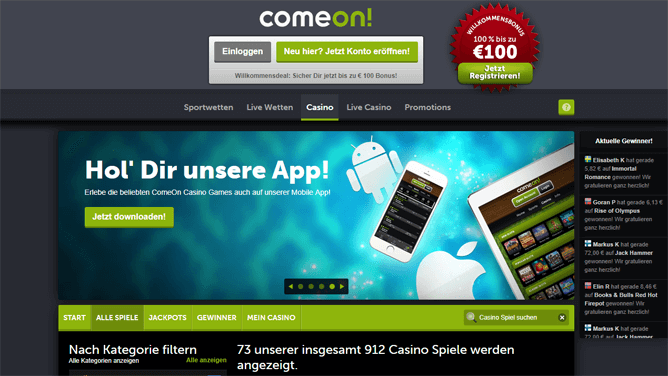 come-online-casino-app