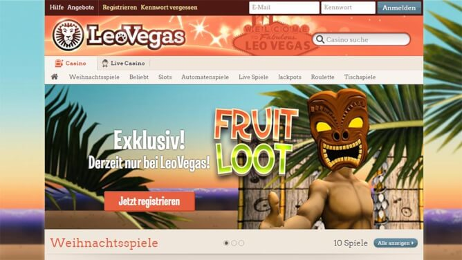leo-vegas spielautomaten