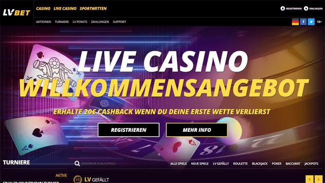 lvbet-live-casino