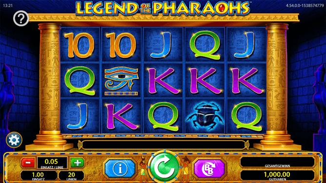 merkur-lucky-pharaoh