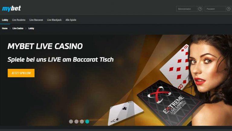 Mybet.Com Casino Erfahrung