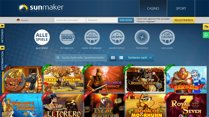 sunamker-casino-spiele