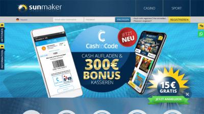 sunmaker-cash-bonus