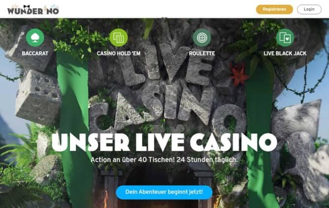 wunderino-live-casino